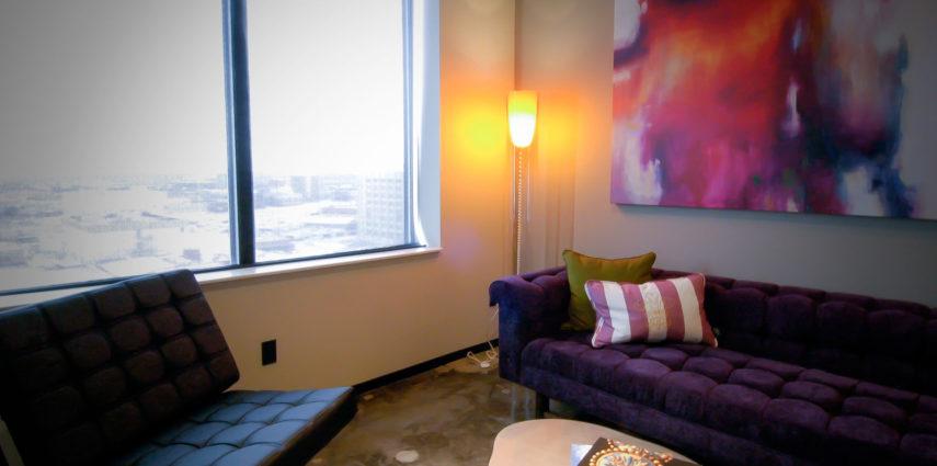 prospective tenants get sneak peek at downtown dallas lone star gas