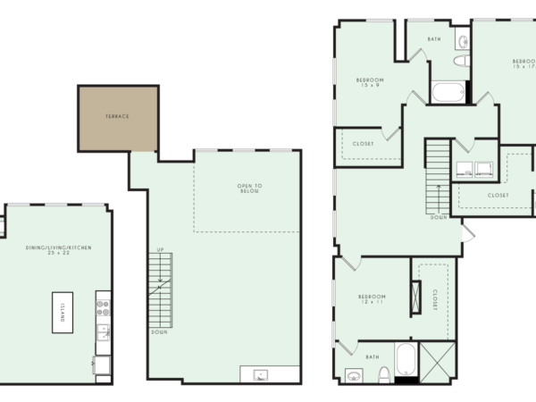 Floor Plans Lsg Lofts
